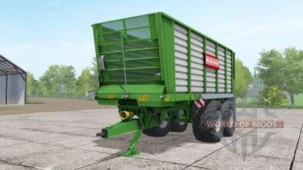 Bergmann HTW 35 lime green para Farming Simulator 2017