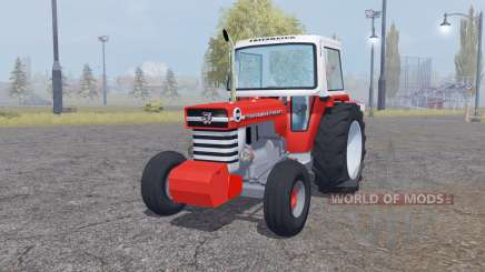Massey Ferguson 1080 4x4 para Farming Simulator 2013