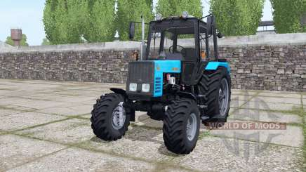 MTZ 892 Bielorrússia controle interativo para Farming Simulator 2017