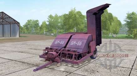 BM-6B para Farming Simulator 2017