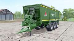 Annaburger HTS 29.17 green para Farming Simulator 2017