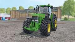 John Deere 7810 loader mounting para Farming Simulator 2015