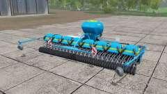 Lemken Azurit H v2.6 para Farming Simulator 2017