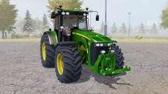 John Deere 8530 More Realistic para Farming Simulator 2013