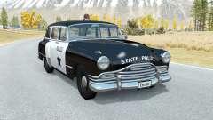 Burnside Special wagon Police para BeamNG Drive