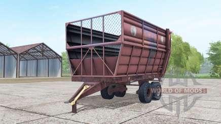 ПИⱮ 20 para Farming Simulator 2017