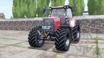 Case IH Puma 175 CVX design selection para Farming Simulator 2017