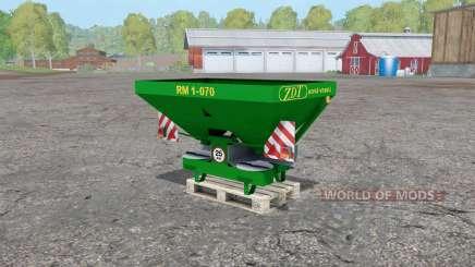 ZDT RM1-070 para Farming Simulator 2015