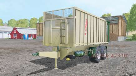 Fliᶒgl TMK 266 Bull Krone Edição para Farming Simulator 2015