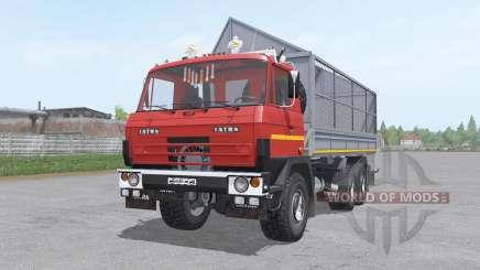 Tatra T815 replᶏcement corpo para Farming Simulator 2017
