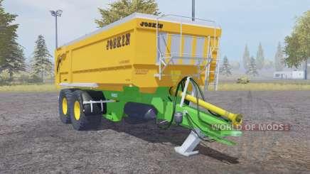 Joskin Trans-Spᶏce 7000-23 para Farming Simulator 2013