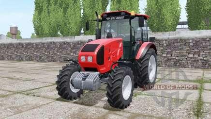 1523 com o controle de módulos para Farming Simulator 2017