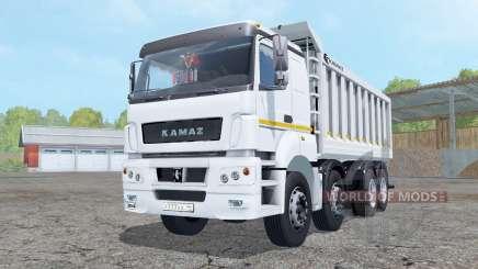 KamAZ 65201 para Farming Simulator 2015