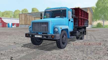 GÁS SAZ 3507-01 para Farming Simulator 2015