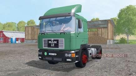 MAN F2000 19.414 1999 para Farming Simulator 2015