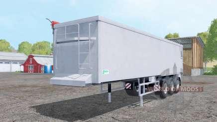 Kroger Agrꝍliner SRB3-35 para Farming Simulator 2015