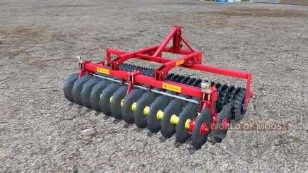 Brix TwinnPack para Farming Simulator 2015