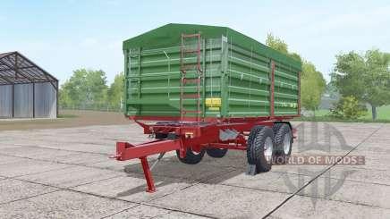 Pronar T683 dark lime green para Farming Simulator 2017