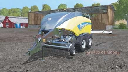 New Holland BigBaler 1290 attacher para Farming Simulator 2015