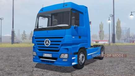 Mercedes-Benz Actros 1860 (MP2) 2005 para Farming Simulator 2013