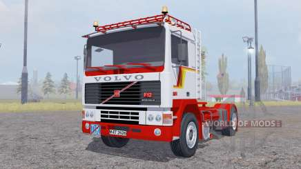 Volvo F12 Intercooler tractor para Farming Simulator 2013