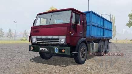 KamAZ 5320 com um trailer GKB 8350 para Farming Simulator 2013