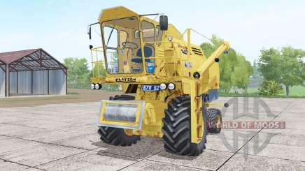 A New Holland Claysⱺn M135 para Farming Simulator 2017