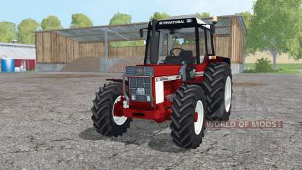 International 1246 loader mounting para Farming Simulator 2015