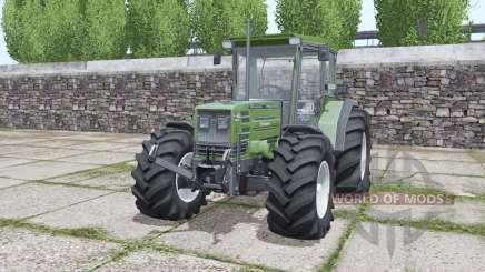 Hurlimᶏnn H-488 rodas grandes para Farming Simulator 2017