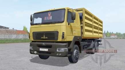 MAZ 6501A8-325-000 trailer MAZ 856103 para Farming Simulator 2017