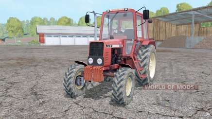 MTZ 1025 Беларуƈ para Farming Simulator 2015