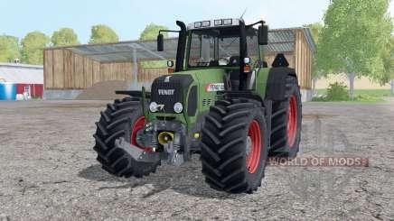 Fendt 820 Vario loader mounting para Farming Simulator 2015