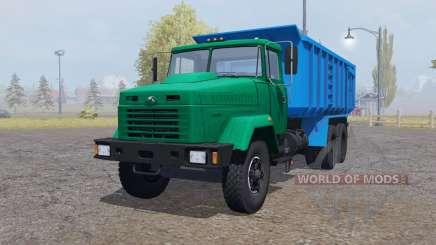 KrAZ 6130С4 para Farming Simulator 2013