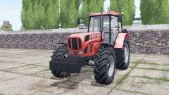 Ursus 1634 with weights para Farming Simulator 2017