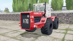 Kirovets K-710 rodas duplas para Farming Simulator 2017