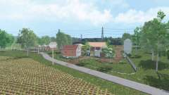 XRD Village para Farming Simulator 2015