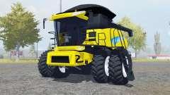New Holland CR9060 dual front wheels para Farming Simulator 2013
