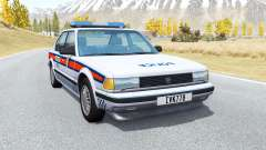 ETK I-Series Police Traffic v0.6 para BeamNG Drive