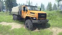 Ural Próximo (4320-6988-72Е5И06) para MudRunner