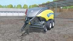 A New Holland BigBaler 1290 molhado balᶒ para Farming Simulator 2015