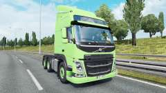 Volvo FM 460 Globetrotter LXL cab 2013 v1.4 para Euro Truck Simulator 2