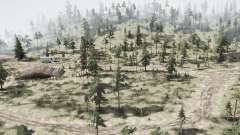 Sobre a colina para MudRunner