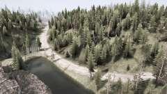 White-Knuckle Trails para MudRunner