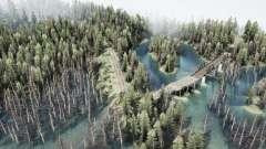 Forest story 2 para MudRunner