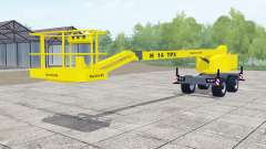 Haulotte H14 TPX para Farming Simulator 2017