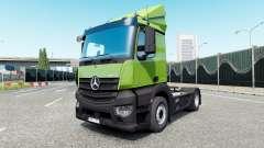 Mercedes-Benz Antos 1832 2012 para Euro Truck Simulator 2