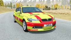 ETK 800-Series Belgian EMS para BeamNG Drive