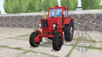 MTZ 52 Bielorrússia para Farming Simulator 2017