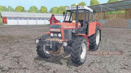 Zetor 16145 Turbo moving elements para Farming Simulator 2015