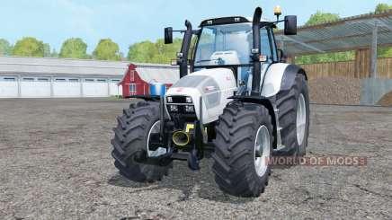 Hurlimann XL 130 loader mounting para Farming Simulator 2015